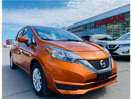 2018 Nissan Versa Note 1.6 SV (Stk: N1811A) in Thornhill - Image 1 of 21