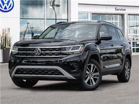 2021 Volkswagen Atlas 3.6 FSI Comfortline (Stk: A21086) in Sault Ste. Marie - Image 1 of 23