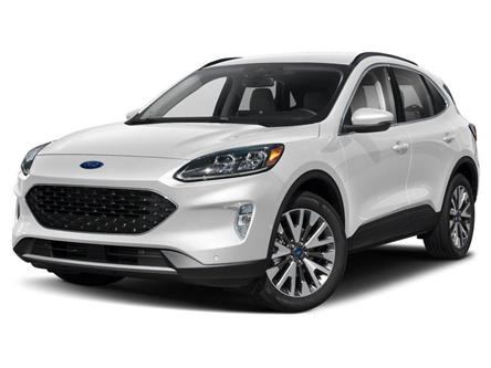 2021 Ford Escape Titanium Hybrid (Stk: 21205) in Smiths Falls - Image 1 of 9