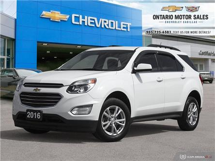 2016 Chevrolet Equinox LT (Stk: 139635A) in Oshawa - Image 1 of 35
