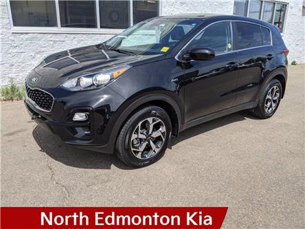 2020 Kia Sportage LX (Stk: 21SN3710ZA) in Edmonton - Image 1 of 30