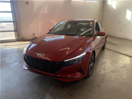 2021 Hyundai Elantra Preferred IVT ! Auto Lights! 8