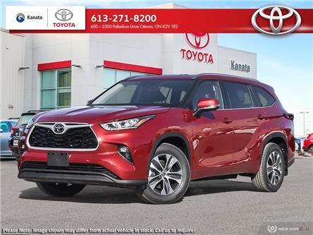 2021 Toyota Highlander XLE (Stk: 91234) in Ottawa - Image 1 of 24