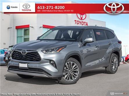 2021 Toyota Highlander Limited (Stk: 91226) in Ottawa - Image 1 of 23