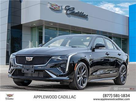 2021 Cadillac CT4 Sport (Stk: K1T003) in Mississauga - Image 1 of 22