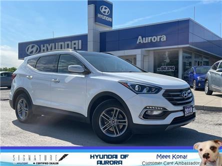 2018 Hyundai Santa Fe Sport  (Stk: 226551) in Aurora - Image 1 of 21