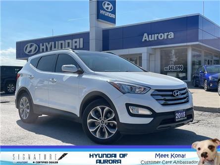 2015 Hyundai Santa Fe Sport Limited (Stk: 227101) in Aurora - Image 1 of 21