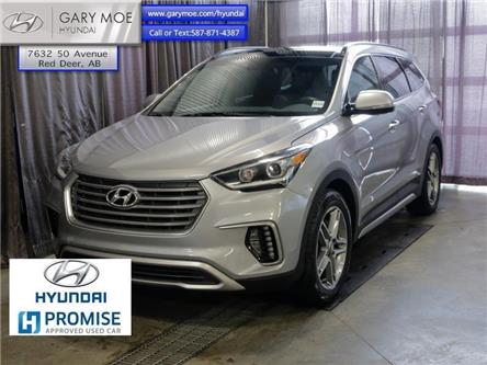2017 Hyundai Santa Fe XL Limited with 6 Seats (Stk: HP8562) in Red Deer - Image 1 of 25