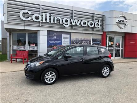 2017 Nissan Versa Note  (Stk: P4993A) in Collingwood - Image 1 of 22