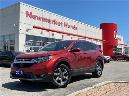 2019 Honda CR-V EX-L (Stk: 21-3826A) in Newmarket - Image 1 of 20
