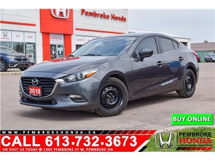 2018 Mazda Mazda3 SE (Stk: 20050A) in Pembroke - Image 1 of 30