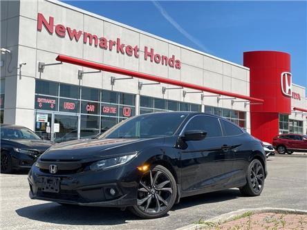 2019 Honda Civic Sport (Stk: 21-3677A) in Newmarket - Image 1 of 18