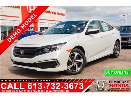 2020 Honda Civic LX (Stk: 20212) in Pembroke - Image 1 of 23