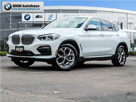 2020 BMW X4 xDrive30i (Stk: P10461) in Thornhill - Image 1 of 40
