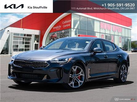 2020 Kia Stinger GT Limited w/Red Interior (Stk: P0396) in Stouffville - Image 1 of 25