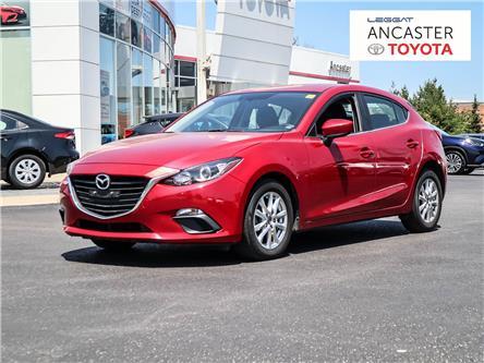 2016 Mazda Mazda3 Sport GS (Stk: 4156A) in Ancaster - Image 1 of 6