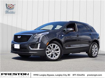 2020 Cadillac XT5 Sport (Stk: 0209730) in Langley City - Image 1 of 29