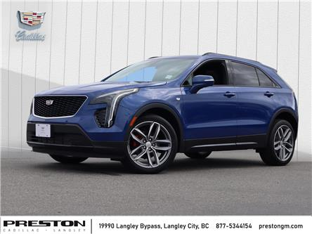 2021 Cadillac XT4 Sport (Stk: 1200330) in Langley City - Image 1 of 29