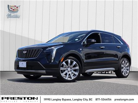 2021 Cadillac XT4 Premium Luxury (Stk: 1203290) in Langley City - Image 1 of 29