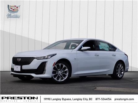 2021 Cadillac CT5 Premium Luxury (Stk: 1204930) in Langley City - Image 1 of 29