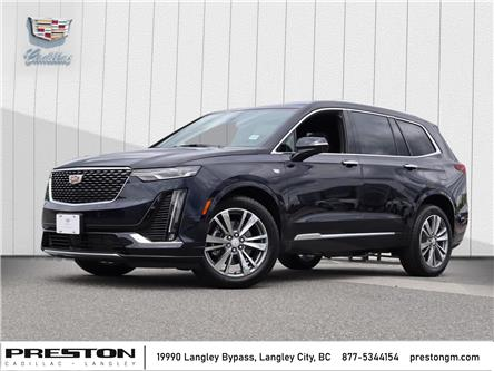 2021 Cadillac XT6 Premium Luxury (Stk: 1206040) in Langley City - Image 1 of 30