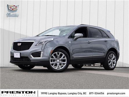 2021 Cadillac XT5 Sport (Stk: 1207410) in Langley City - Image 1 of 29