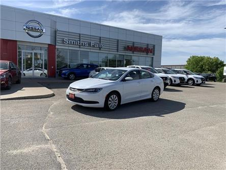 2015 Chrysler 200 LX (Stk: 21-358A) in Smiths Falls - Image 1 of 17