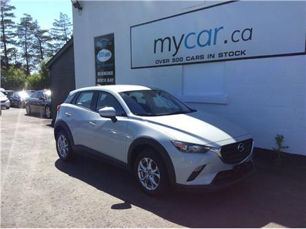 2019 Mazda CX-3 GS (Stk: 210501) in Ottawa - Image 1 of 21
