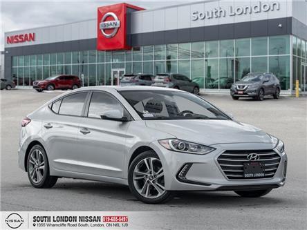 2017 Hyundai Elantra GLS (Stk: T20007-2) in London - Image 1 of 21