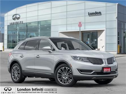 2016 Lincoln MKX Reserve (Stk: H22007-1) in London - Image 1 of 22