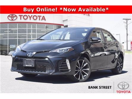 2019 Toyota Corolla SE (Stk: 19-L28843) in Ottawa - Image 1 of 24