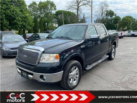 2008 Ford F-150 Lariat (Stk: ) in Cobourg - Image 1 of 15