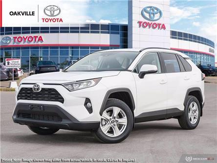 2021 Toyota RAV4 XLE (Stk: 21603) in Oakville - Image 1 of 23