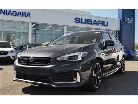 2020 Subaru Impreza Sport-tech (Stk: S5151) in St.Catharines - Image 1 of 25