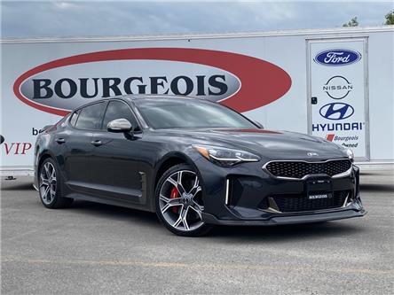 2021 Kia Stinger GT Limited w/Red Interior (Stk: 21PS02A) in Midland - Image 1 of 18