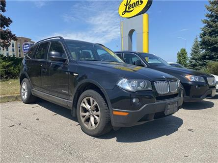 2010 BMW X3 xDrive28i (Stk: P1821-1) in Barrie - Image 1 of 6