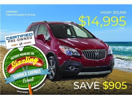 2013 Buick Encore Convenience (Stk: M01135D) in Watrous - Image 1 of 41