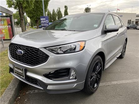 2021 Ford Edge ST Line (Stk: 216732) in Vancouver - Image 1 of 10