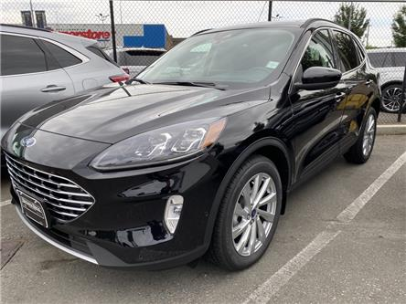 2021 Ford Escape Titanium (Stk: 216668) in Vancouver - Image 1 of 9