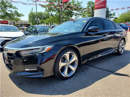 2018 Honda Accord Touring 2.0T (Stk: 329274A) in Mississauga - Image 1 of 25