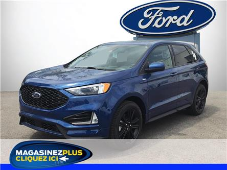 2021 Ford Edge ST Line (Stk: 21260) in Saint-Jérôme - Image 1 of 8