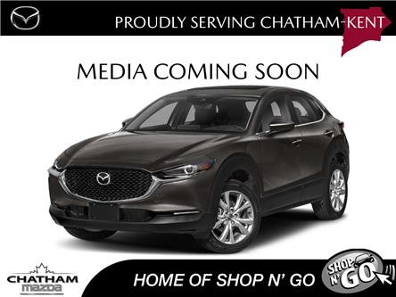 2021 Mazda CX-30 GT (Stk: NM3521) in Chatham - Image 1 of 2