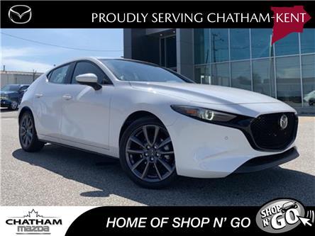 2021 Mazda Mazda3 Sport GT (Stk: NM3512) in Chatham - Image 1 of 23