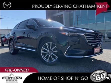 2018 Mazda CX-9 GT (Stk: NM3458A) in Chatham - Image 1 of 28