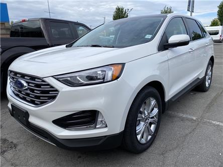 2021 Ford Edge Titanium (Stk: 216811) in Vancouver - Image 1 of 9