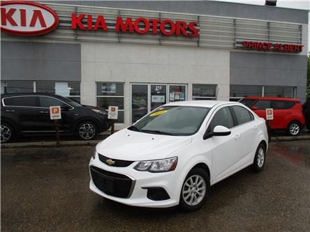 2018 Chevrolet Sonic LT Auto (Stk: 41095A) in Prince Albert - Image 1 of 19