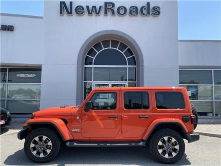 2020 Jeep Wrangler Unlimited Sahara (Stk: 25611P) in Newmarket - Image 1 of 13