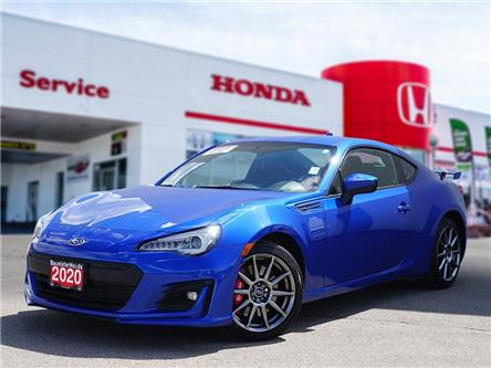 2020 Subaru BRZ Sport-tech RS (Stk: 20-209A) in Vernon - Image 1 of 18