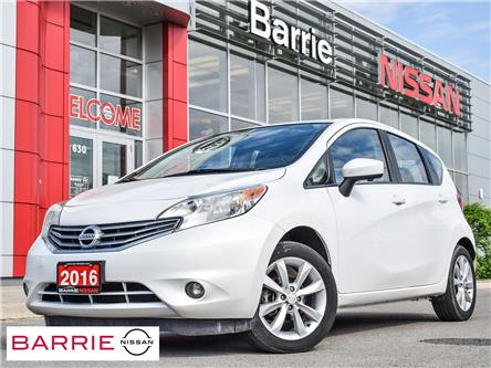 2016 Nissan Versa Note 1.6 SV (Stk: 21258A) in Barrie - Image 1 of 26