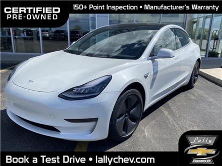 2020 Tesla Model 3 Standard Range (Stk: R00570) in Tilbury - Image 1 of 14